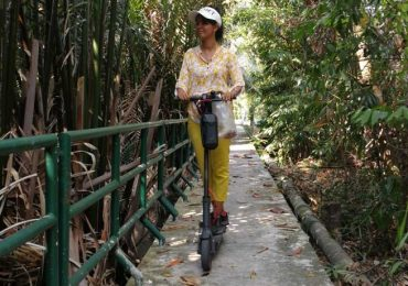 Scoot in Bang Krachao
