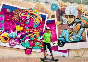 Klong Ong Ang Street Art