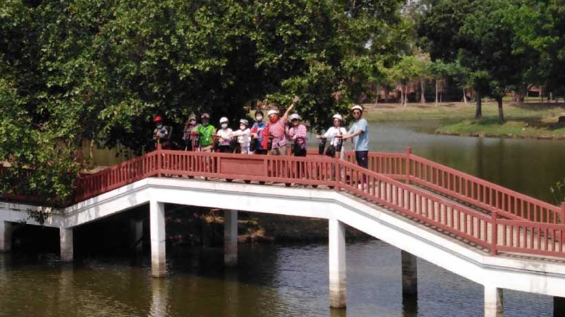 Bridge_in_Ayutthaya_Park_Scooter_tour