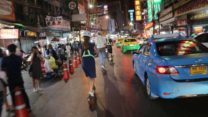 Electric_Scooter_In_ChinaTown_Bangkok